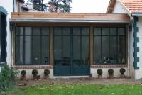 Bezier fabricant de fen tres et de menuiseries aciers - Porte fenetre style atelier ...